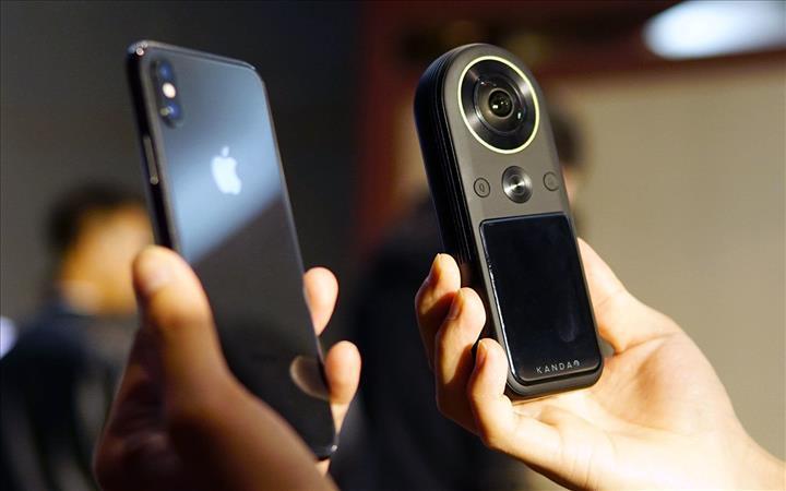 Dünyanın en küçük 8K çözünürlüğündeki 360 derece kamerası ile tanışın