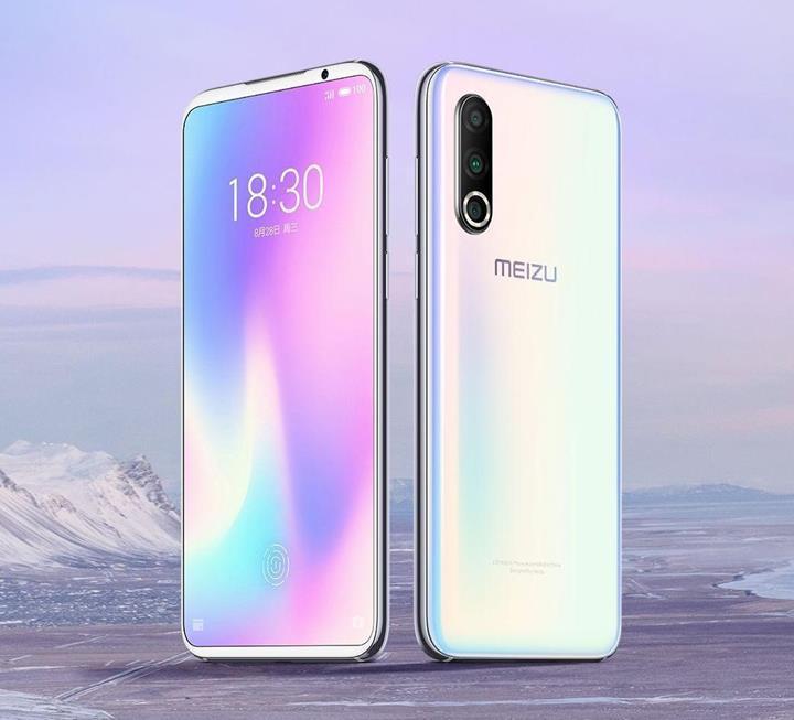 Meizu 16s Pro'ya en iyi tasarım ödülü