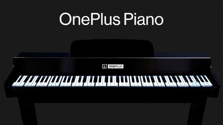 17 tane OnePlus 7T Pro ile yapılan piyano tura çıktı