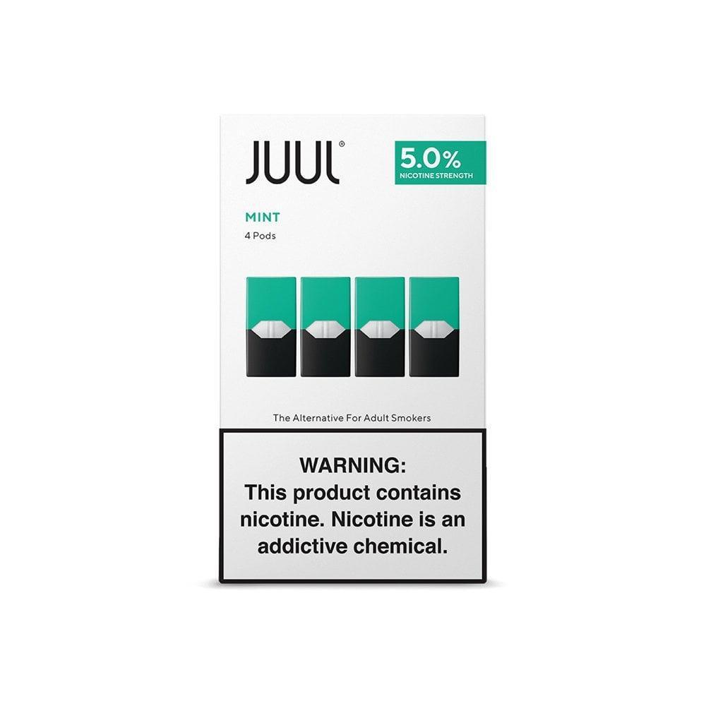 Dev şirket Juul; nane aromalı e-sigara ürünlerini piyasadan çekmeyi hedefliyor