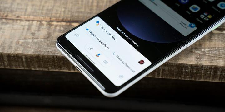 Yeni Google Asistan eski Pixel telefonlara dağıtılıyor