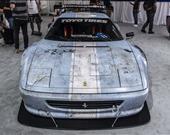 600 beygirlik Ferrari BB355TT