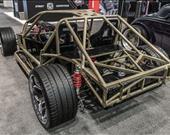 755 beygirlik Factory Five Romulan V12 Supercar