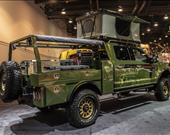 Özel yapım Ford F-Serisi Super Duty