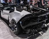 2015 Lamborghini Huracan temelli, 1500 whp (tekerlek beygir gücüne) sahip Texas Speed