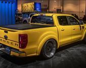 Özel yapım Ford Ranger