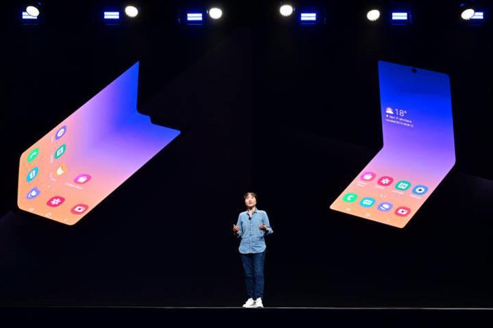 Samsung gelecekteki katlanabilir cihazları için, ultra ince cam tedarikçisi ile anlaştı