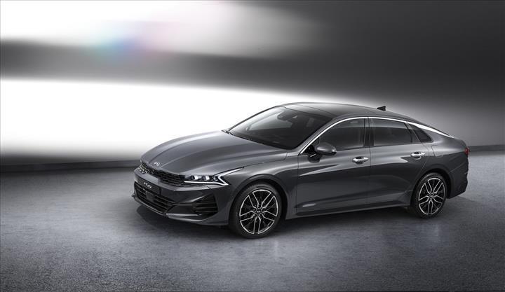 2020 Kia Optima'nın tasarımı ortaya çıktı