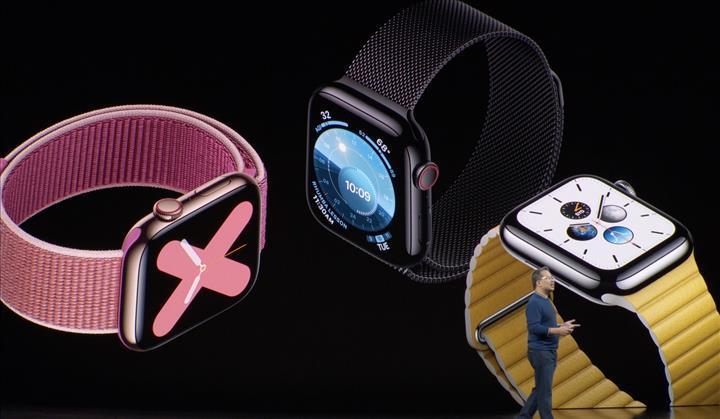 Apple Watch Series 6'nın suya karşı direnci yüksek olacak