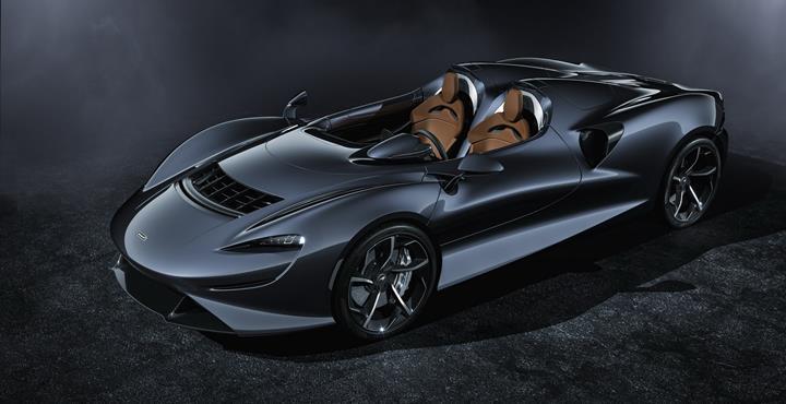 McLaren, ön camın opsiyon olduğu yeni süper otomobilini tanıttı: Elva