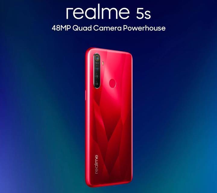 Dört arka kameralı Realme 5s'in çıkış tarihi belli oldu