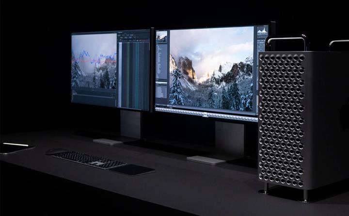 Yeni Mac Pro ve Pro Display XDR'ın çıkış tarihi resmen açıklandı