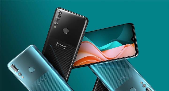Giriş seviyesine 3 arka kameralı HTC Desire 19s geliyor
