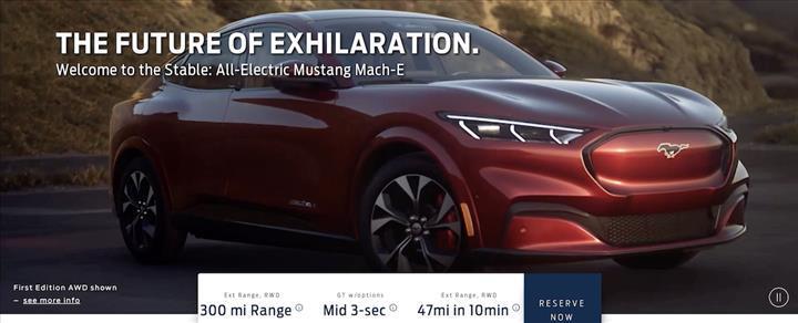 Ford Mustang temelli elektrikli SUV'un fiyatı dahil tüm detayları ortaya çıktı