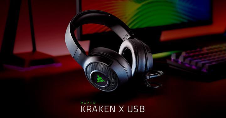 Razer Kraken Ultimate kulaklık modeli duyuruldu