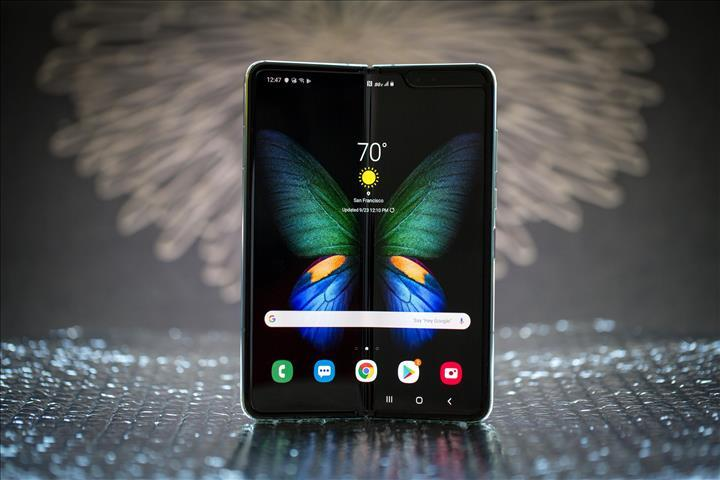 Galaxy Fold 2, Samsung'un web sitesinde göründü