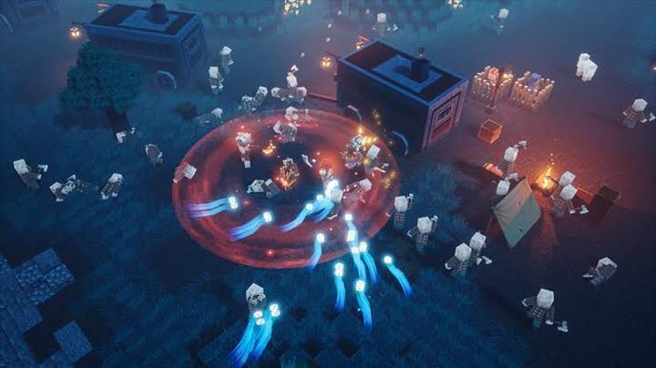 Minecraft Dungeons çıkış tarihi açıklandı
