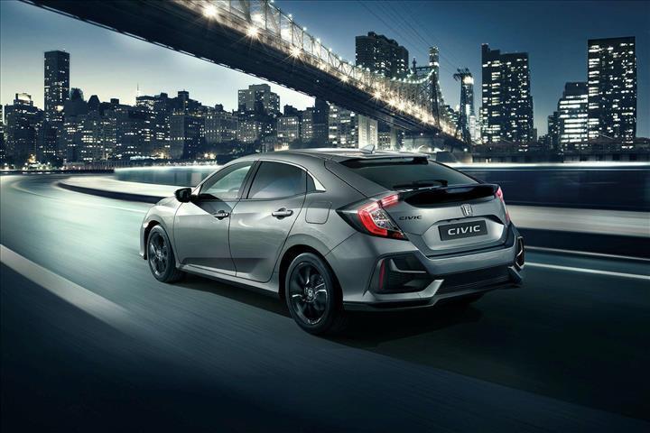 2020 Honda Civic Hatchback tanıtıldı: Hangi yenilikler var?