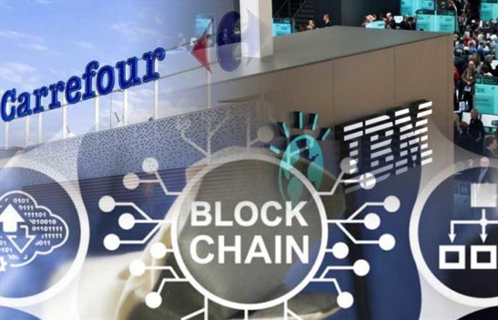 Nestle ve Carrefour, blockchain teknolojisini bebek sütüne kadar genişletti