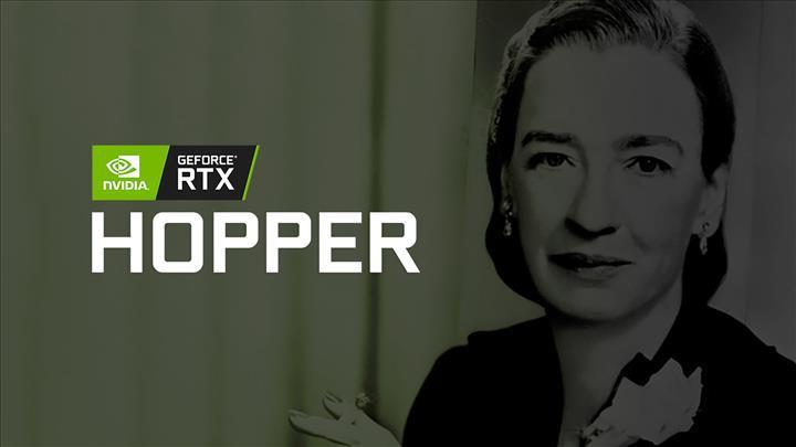 Nvidia, Ampere'den sonra gelecek Hopper'da çoklu zar kullanabilir