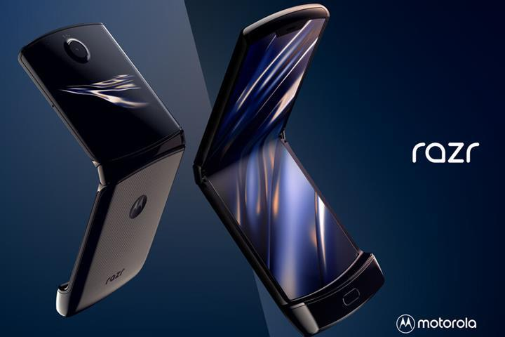 Motorola: Katlanabilir RAZR'ın ekranı kolay kolay kırılmayacak