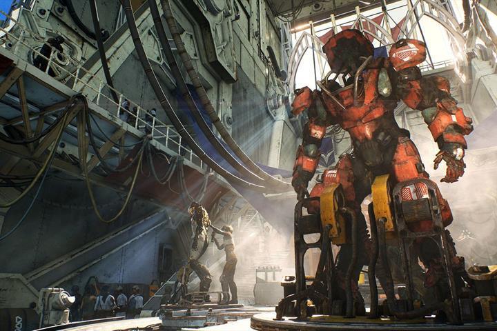 Anthem'i hayata döndürmeye kararlı olan BioWare, oyunu baştan aşağı yeniliyor