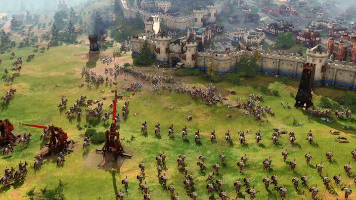 Age of Empires 4 oynanış fragmanı yayınlandı