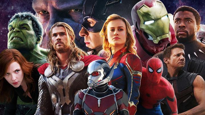 Marvel, beş yeni filminin vizyon tarihlerini açıkladı