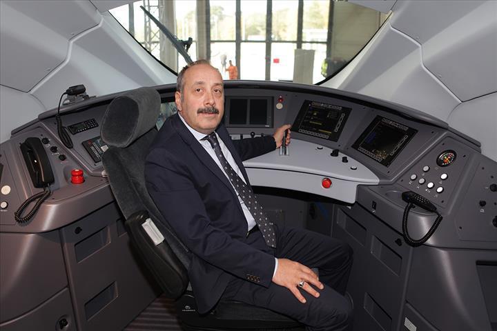Siemens'in ürettiği yüksek hızlı tren setlerinin ilki 1 Şubat 2020'de hizmete sunulacak
