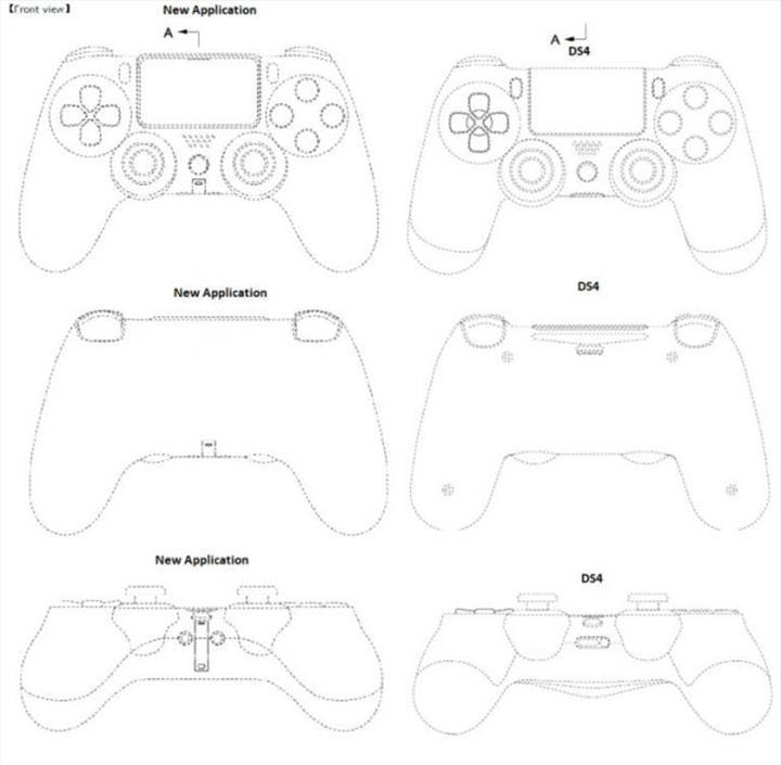 PlayStation 5 kontrolcüsü ortaya çıktı: İşte ilk görüntüler
