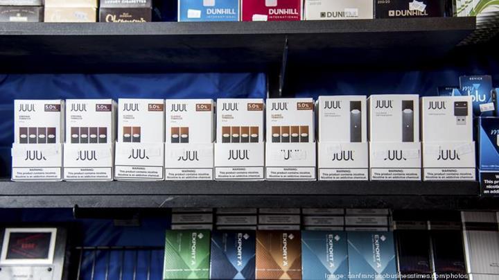 Juul, reşit olmayanlara ürün sattığı gerekçesiyle Kaliforniya eyaleti tarafından dava ediliyor