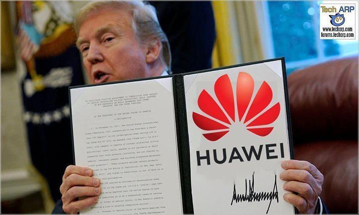 ABD, Huawei'ye 90 günlük ek süre verdi