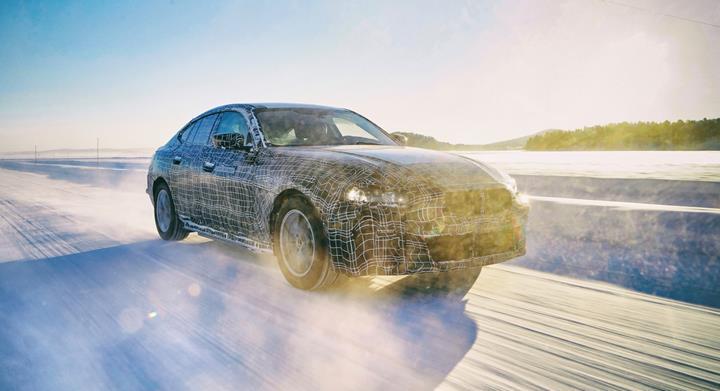 Elektrikli BMW i4 detaylandı: 600 km menzil ve 530 beygirlik motor