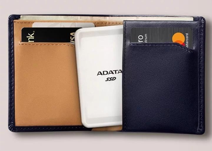 ADATA yeni taşınabilir SSD modelini duyurdu