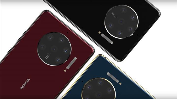 8 kameralı Nokia 10'un özellikleri ve fiyatı ortaya çıktı