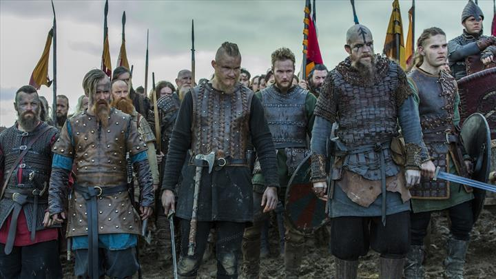 Netflix, yeni 'Vikings' dizisini duyurdu: Valhalla