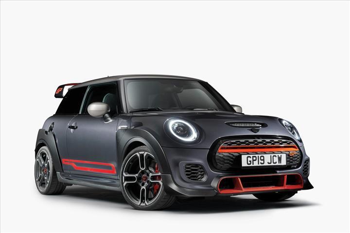 2020 Mini John Cooper Works GP tanıtıldı: En hızlı ve en güçlü Mini