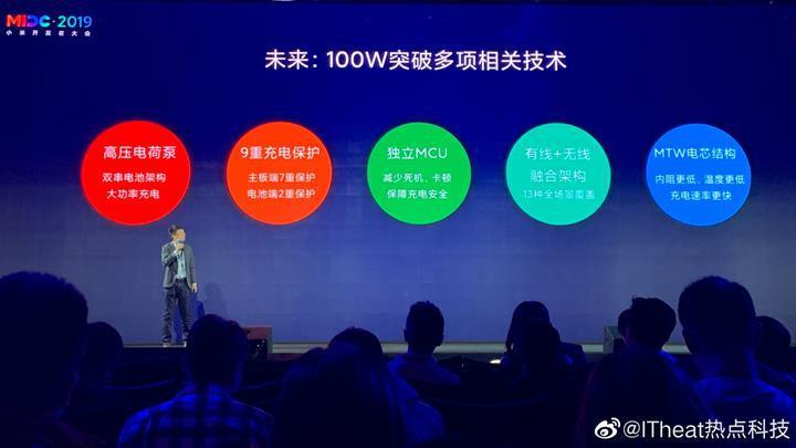Xiaomi'nin 4.000 mAh pili 17 dakikada dolduran hızlı şarj teknolojisi 2020'de geliyor