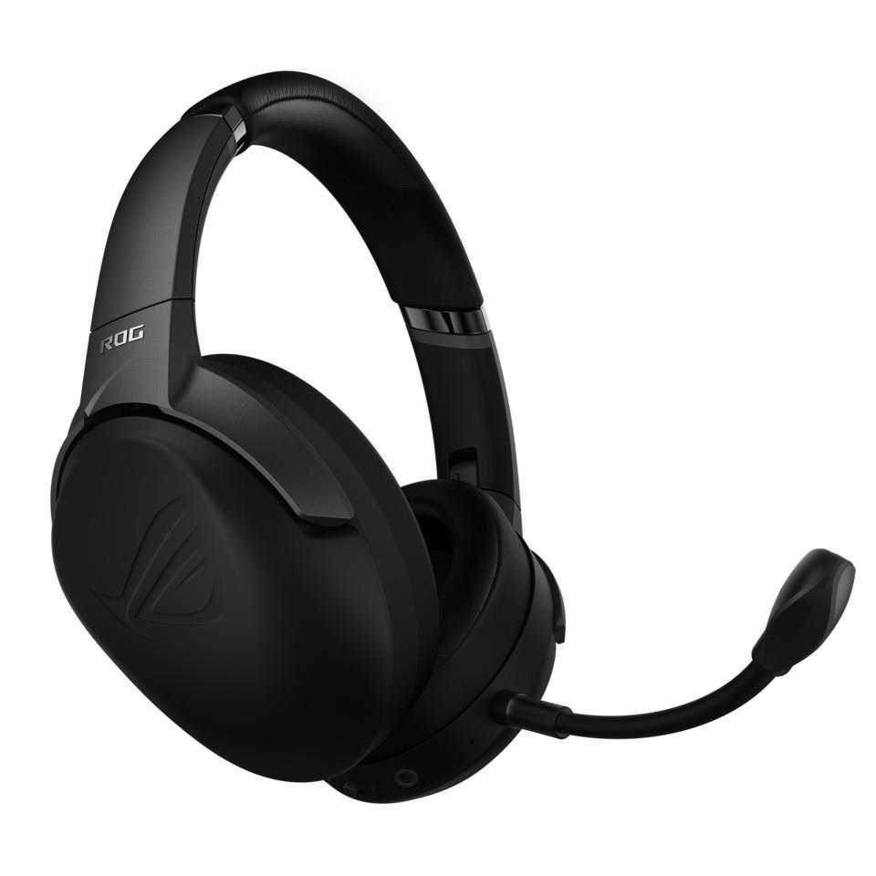 Asus ROG Strix Go 2.4 oyuncu kulaklığı yapay zekâ ile gürültü engelliyor