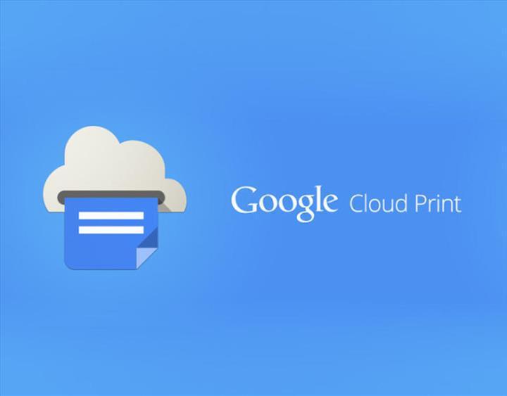 Google Cloud Print 2020'nin sonunda kapatılıyor