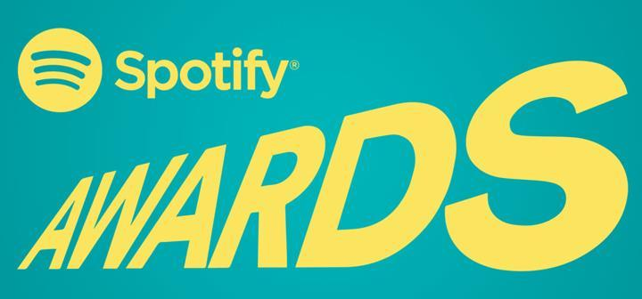 Spotify, kullanıcıların kazananı belirleyeceği ödül töreni düzenleyecek