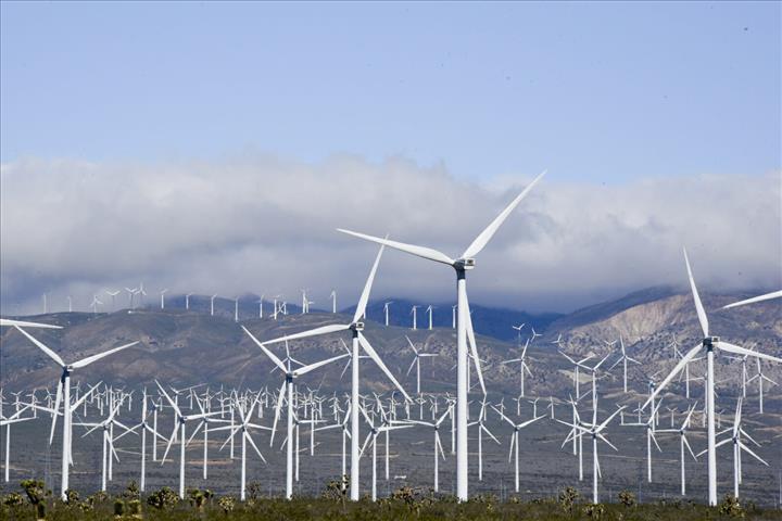 Küresel ısınmayla birlikte artan rüzgâr hızları, enerji üretimine katkı sağlıyor olabilir