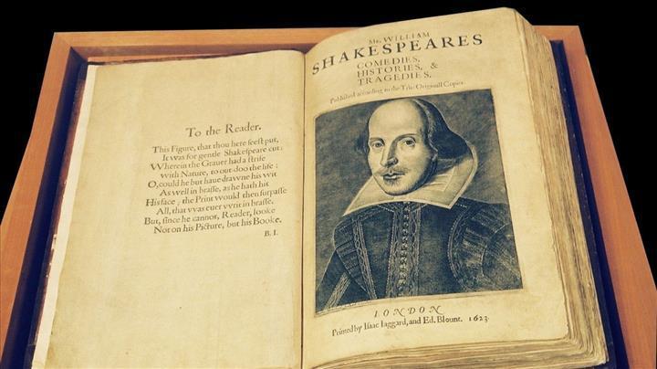 Yapay zeka, Shakespeare oyunlarının bir kısmını başkalarının yazdığını doğruladı