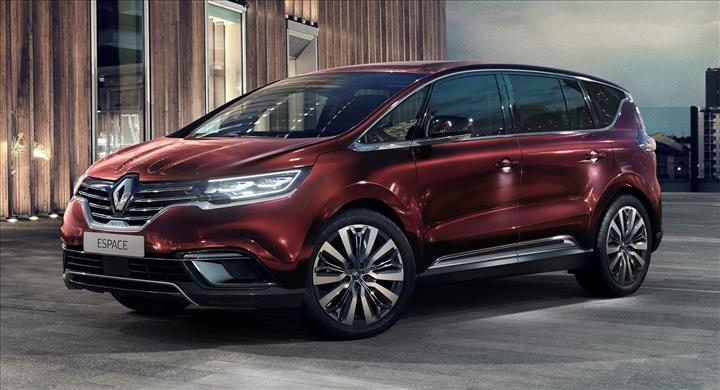 2020 Renault Espace, yeni teknolojileriyle tanıtıldı