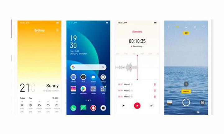 Realme, ColorOS 7 ve Android 10 güncelleme takvimini açıkladı