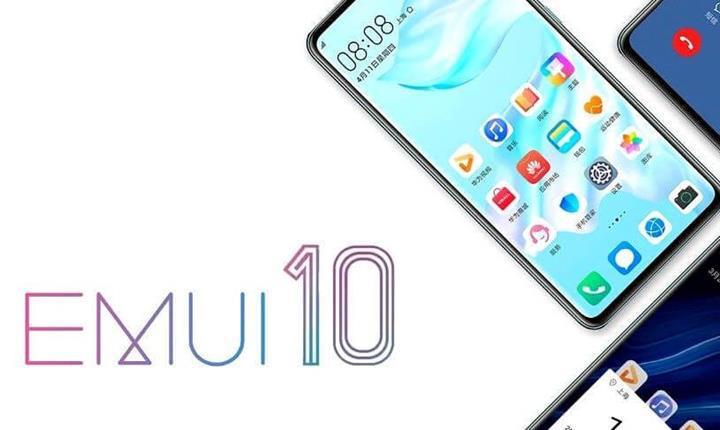 EMUI 10 kullanıcı sayısı 1 milyonu aştı