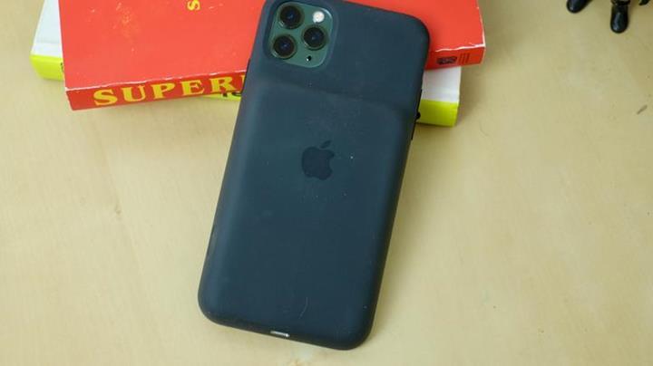 iPhone 11 ve 11 Pro Şarjlı Kılıf röntgeni, kamera tuşunun gizemini çözdü