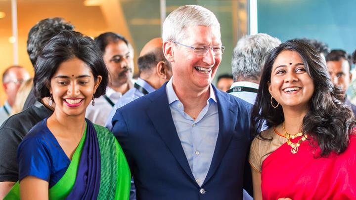 Apple, Hint üretimi iPhone ihracatına başladı