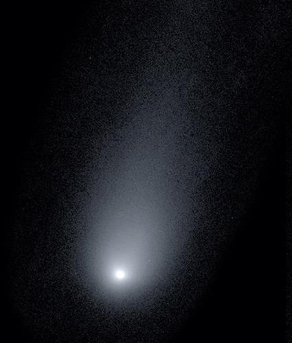 Yıldızlararası uzaydan gelen cisim 2I/Borisov'un muhteşem fotoğrafı