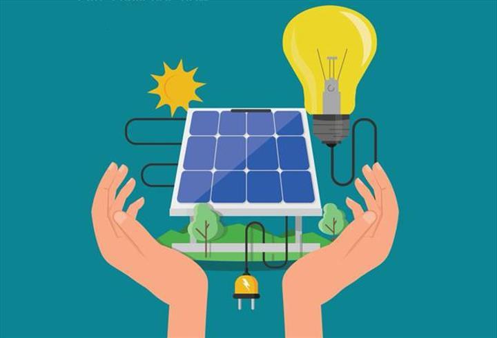 Hindistan'dan 2022 yılı ile birlikte 200 Gigawatt'lık yenilenebilir enerji kapasitesi hedefi